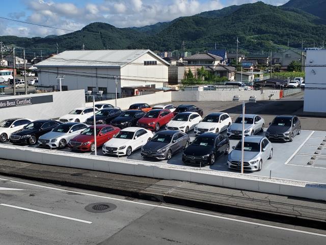 メルセデス・ベンツ 甲府 サーティファイドカーセンター