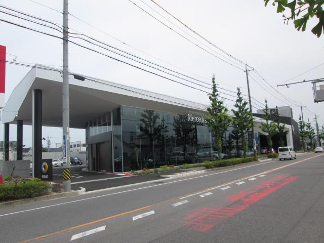 岡崎ヤナセ(株)  メルセデス・ベンツ岡崎 サーティファイドカーセンター